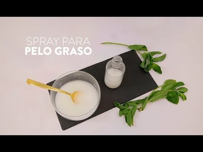 DIY: Spray para pelo graso | The Beauty Effect