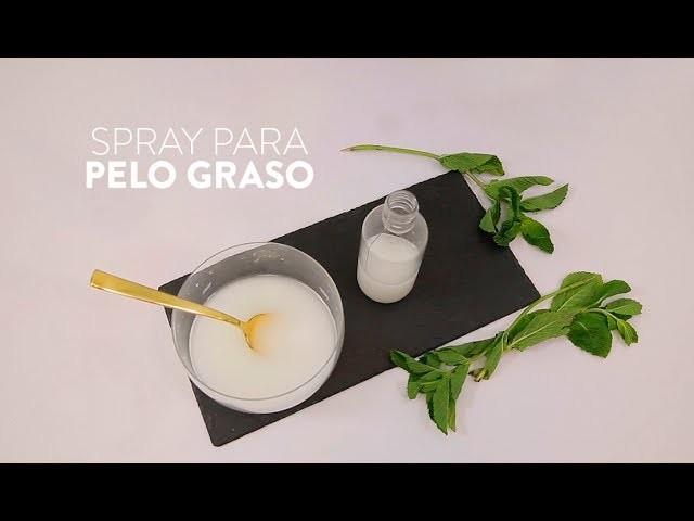 DIY: Spray para pelo graso | The Beauty Effect