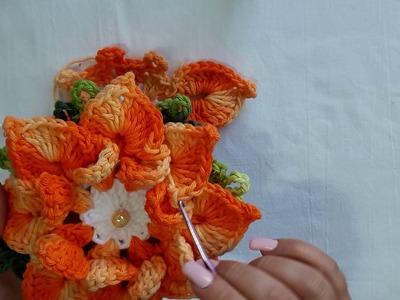 Flor Bico de Papagaio Por Soll Mendes