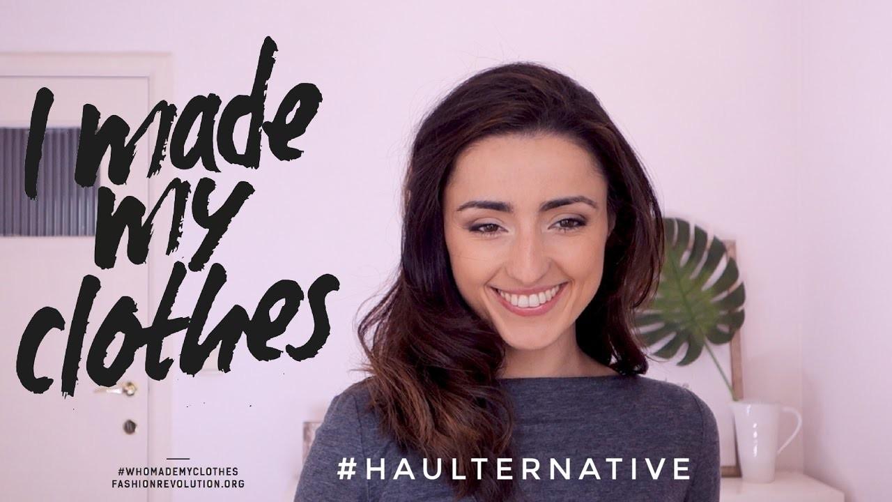 Haulternative | DIY shorts denim | Fashion Revolution Week