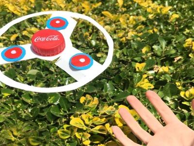 Cómo Hacer un Spinner que Vuela