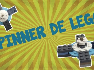 DIY Fidget Spinner de LEGO *Fácil*