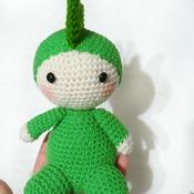 modele amigurumi, billy, le dragon