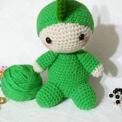 pattern amigurumi Billy, the dragon. pdf english