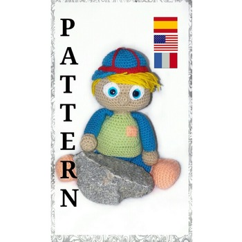 pattern amigurumi james, the rebel pdf english