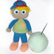 muster amigurumi James, der Rebell pdf Deutsch